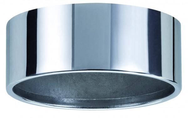 Möbel Aufbauring für Möbel EBL IP44 schwenkbar Chrom/Stahl