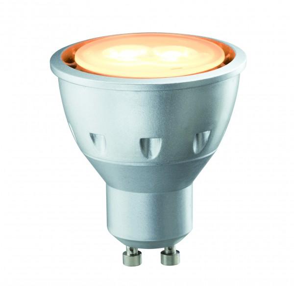 LED Reflektor 5W GU10 230V Goldlicht 2000K