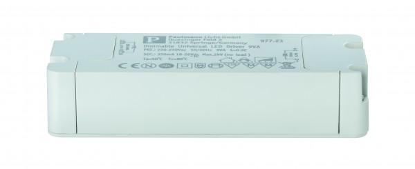 LED Driver Konst.strom 350mA 9W dimmbar Weiß