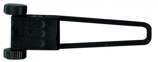 WS Light&Easy Lampenhalter Seilsysteme Kolibri max.1x50W GX5,3 Schwarz 12V Met