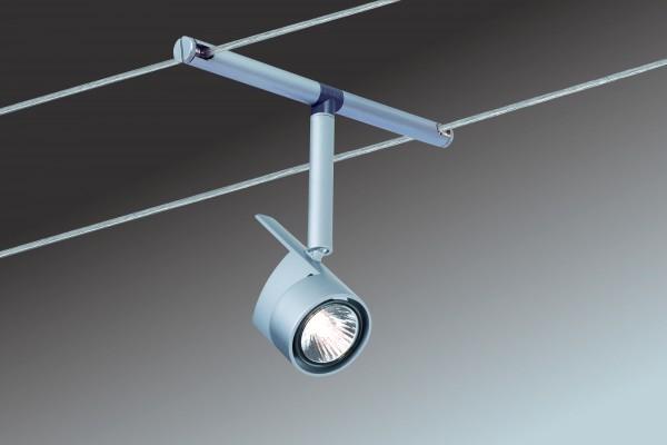 Wire System MiniPower 150 4x35W GU4 Chrom matt 230/12V 150VA Metall