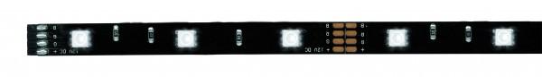 Function YourLED ECO Stripe 1m RGB 7,2W 12V DC Schwarz
