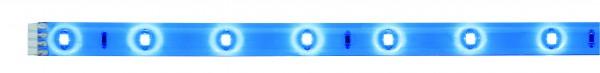 Function YourLED Stripe 97cm Blau 3,12W 12V DC Weiß Kunststoff